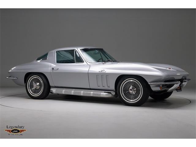 1966 Chevrolet Corvette (CC-1350093) for sale in Halton Hills, Ontario