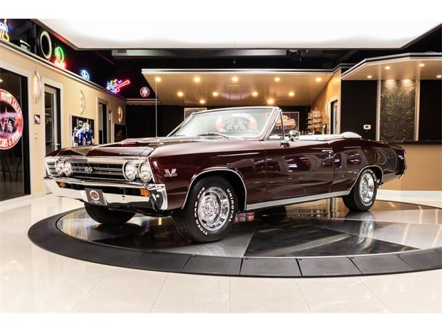 1967 Chevrolet Chevelle (CC-1359359) for sale in Plymouth, Michigan