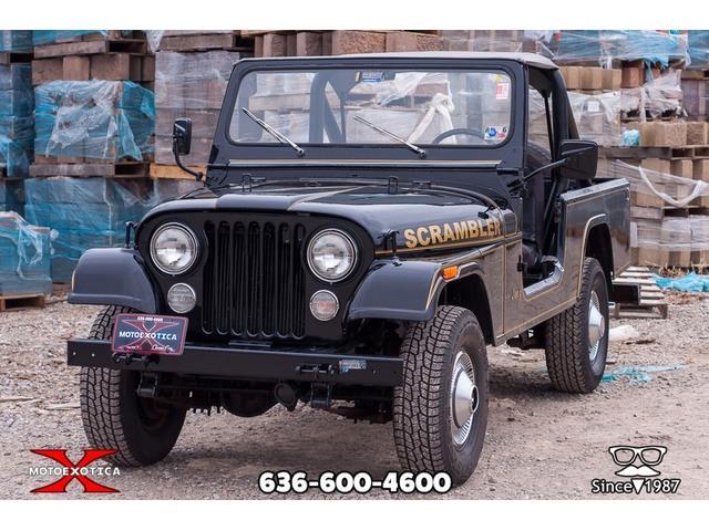 1981 Jeep CJ8 Scrambler (CC-1359367) for sale in St. Louis, Missouri