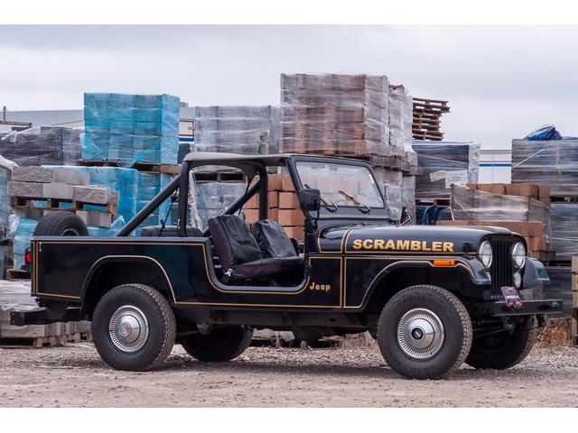 1981 Jeep CJ8 Scrambler (CC-1359367) for sale in St. Louis, Missouri