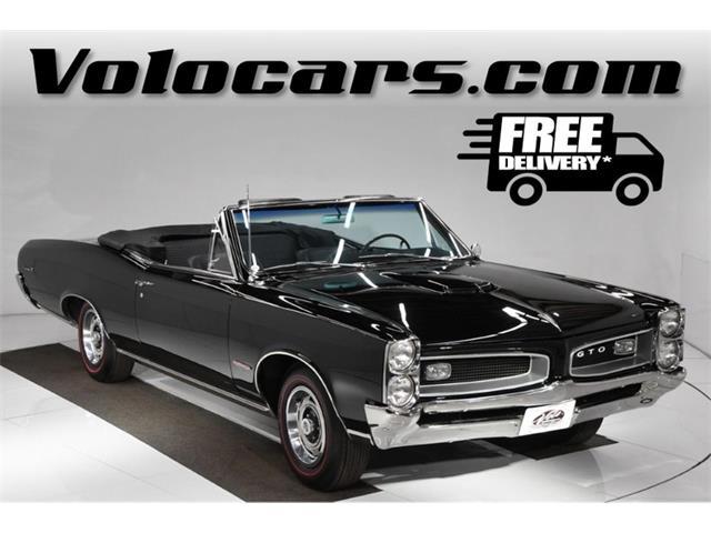 1966 Pontiac GTO (CC-1359380) for sale in Volo, Illinois