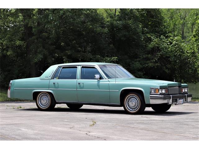 1979 Cadillac DeVille (CC-1359381) for sale in Alsip, Illinois