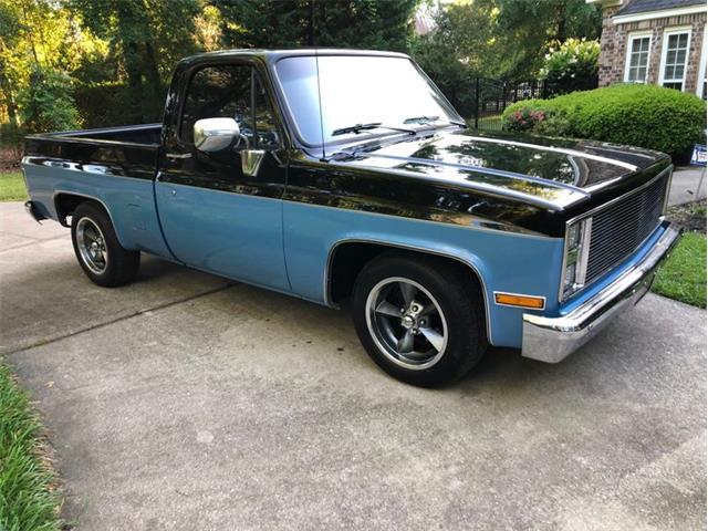 1987 GMC 1500 (CC-1359414) for sale in Greensboro, North Carolina