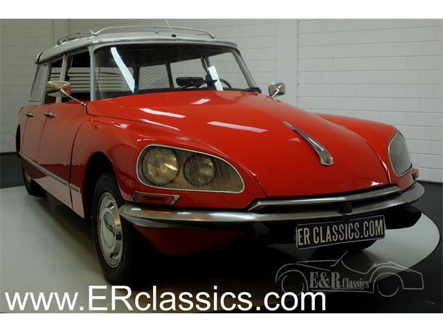 1970 Citroen ID19 (CC-1359432) for sale in Waalwijk, Noord-Brabant