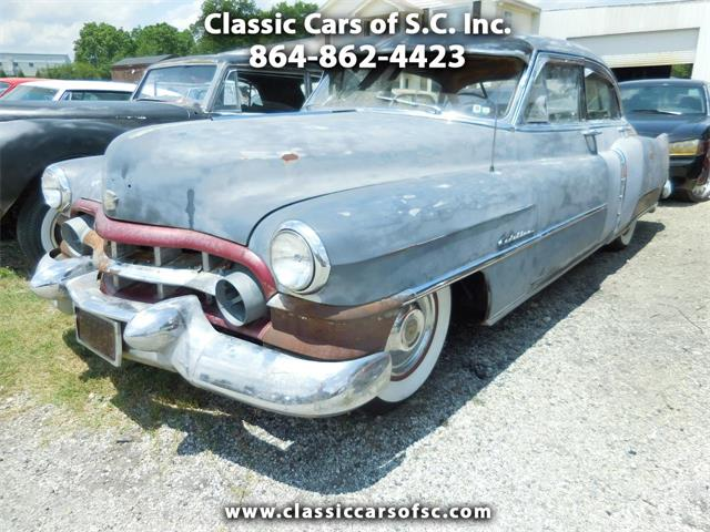 1951 Cadillac Series 62 (CC-1359446) for sale in Gray Court, South Carolina