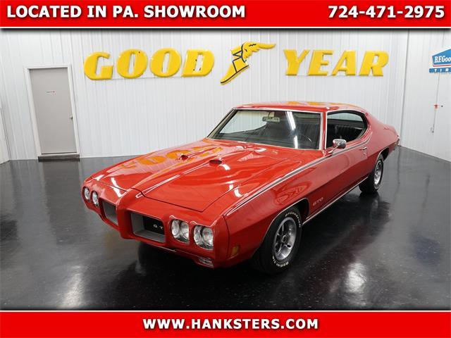 1970 Pontiac GTO (CC-1359452) for sale in Homer City, Pennsylvania