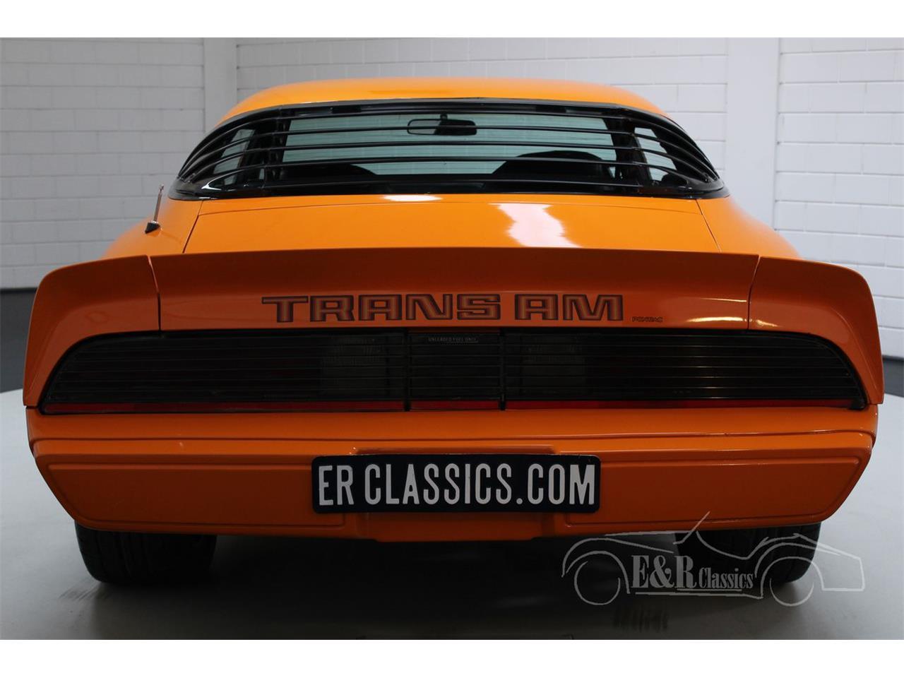 1979 Pontiac Firebird Trans Am (CC-1359474) for sale in Waalwijk, Noord Brabant