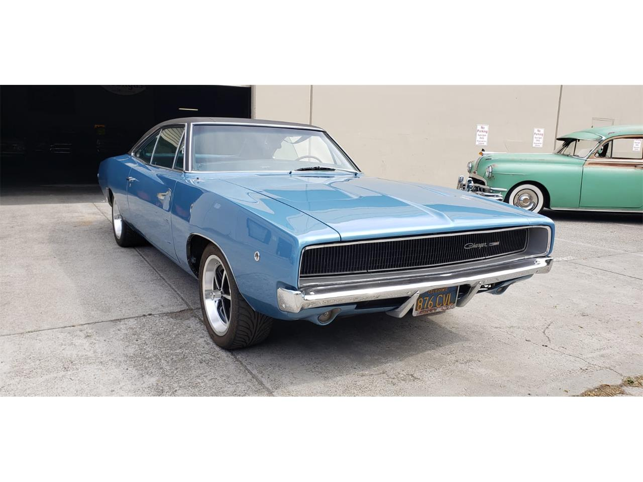 1968 Dodge Charger (CC-1359484) for sale in Stockton, California