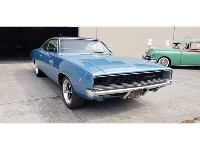 1968 Dodge Charger (CC-1359484) for sale in Orange, California