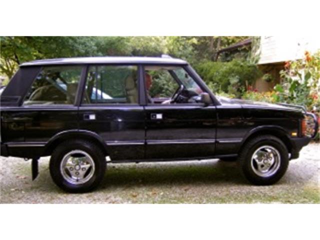 1989 Land Rover Range Rover (CC-1359487) for sale in Benton Harbor, Michigan