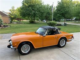 1976 Triumph TR6 (CC-1359495) for sale in NORTH ROYALTON, Ohio