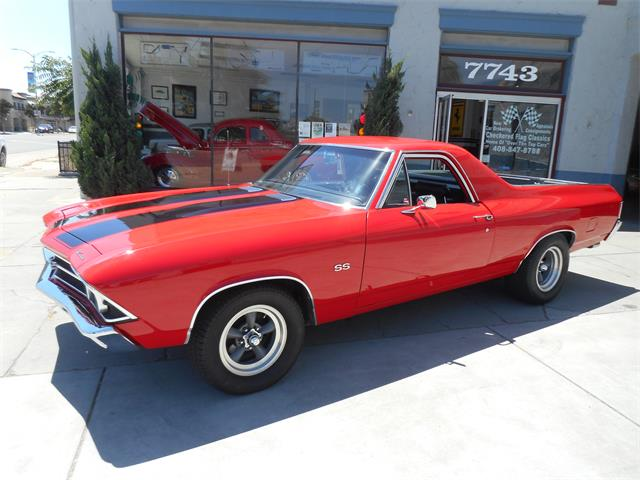 1969 Chevrolet El Camino (CC-1359499) for sale in Gilroy, California