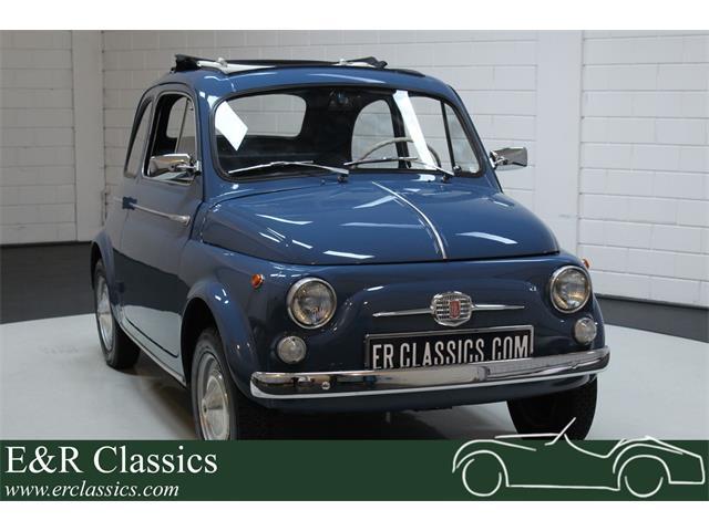 1963 Fiat 500D (CC-1350095) for sale in Waalwijk, Noord-Brabant