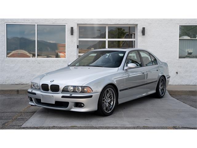 2003 BMW M5 (CC-1359504) for sale in Salt Lake City, Utah