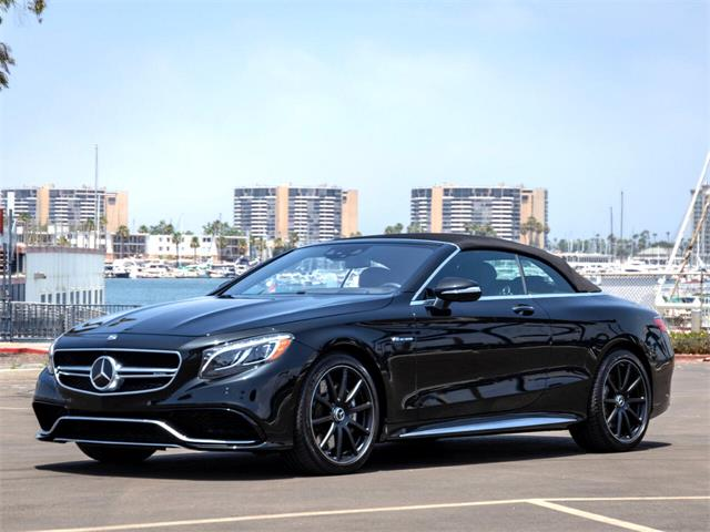 2017 Mercedes-Benz S-Class (CC-1359509) for sale in Marina Del Rey, California