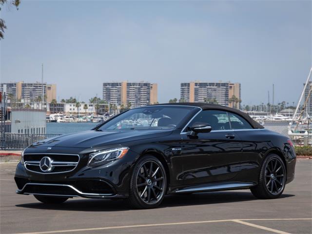 2017 Mercedes-Benz S-Class (CC-1359509) for sale in Marina Del Rey, California