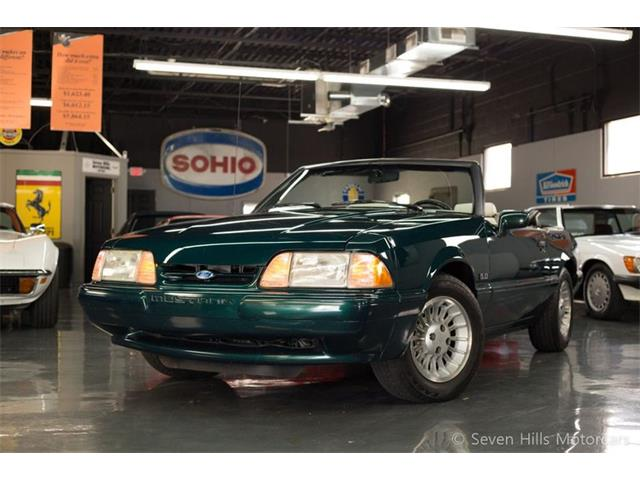 1990 Ford Mustang (CC-1359512) for sale in Cincinnati, Ohio