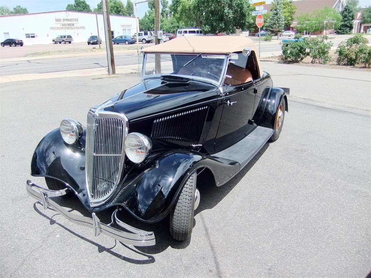 1934 Ford Roadster (CC-1350952) for sale in Wheat Ridge, Colorado