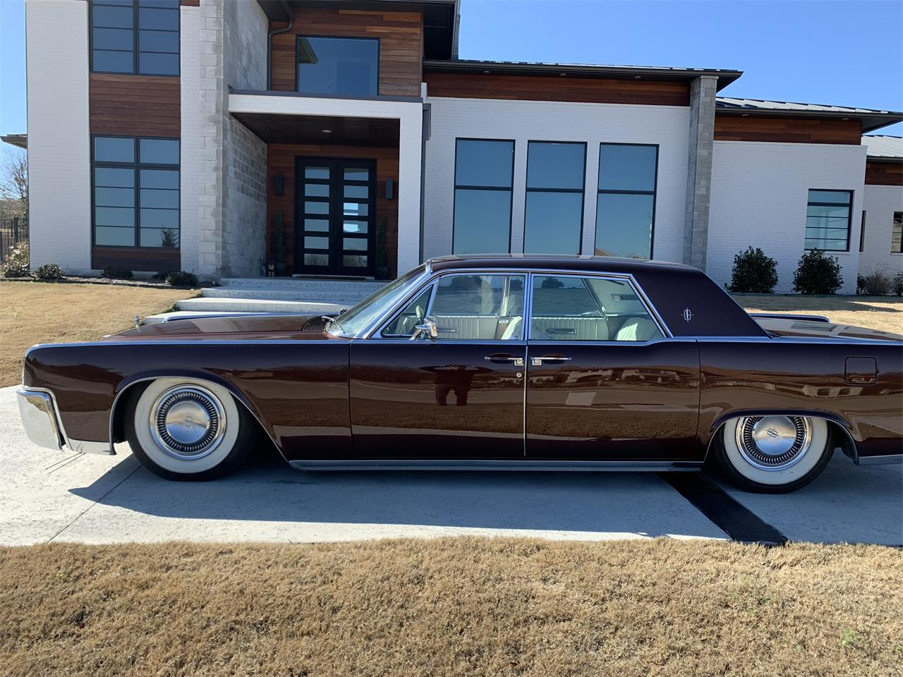 1964 Lincoln Continental (CC-1359529) for sale in BENBROOK, Texas