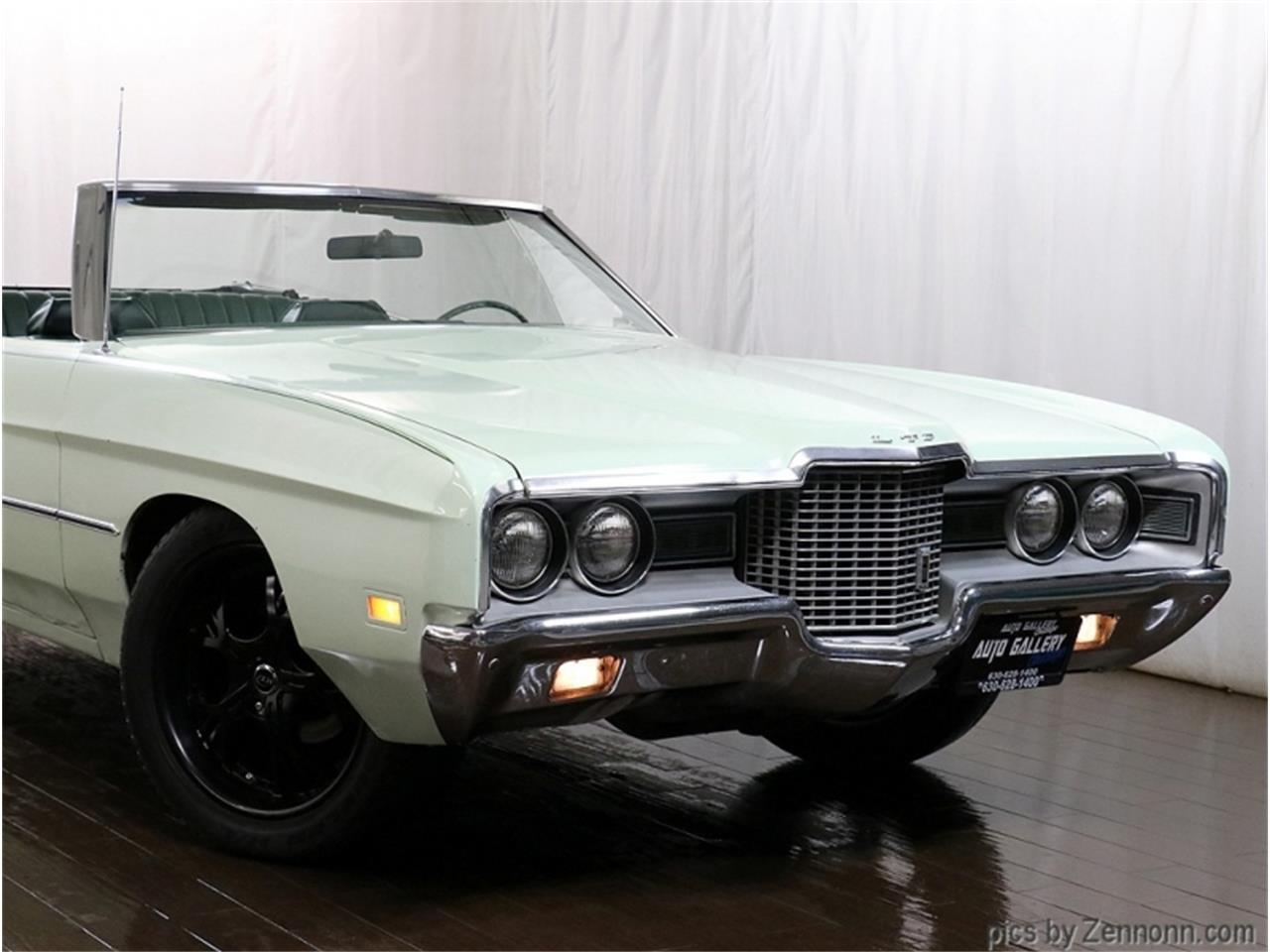1971 Ford LTD (CC-1359532) for sale in Addison, Illinois