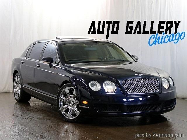 2008 Bentley Continental Flying Spur (CC-1359545) for sale in Addison, Illinois