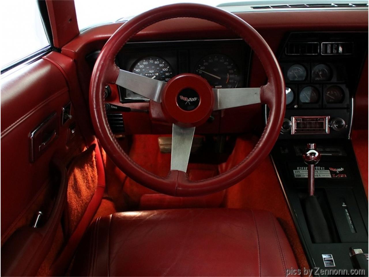1979 Chevrolet Corvette (CC-1359546) for sale in Addison, Illinois