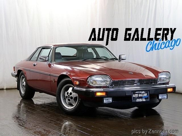 1984 Jaguar XJ (CC-1359547) for sale in Addison, Illinois
