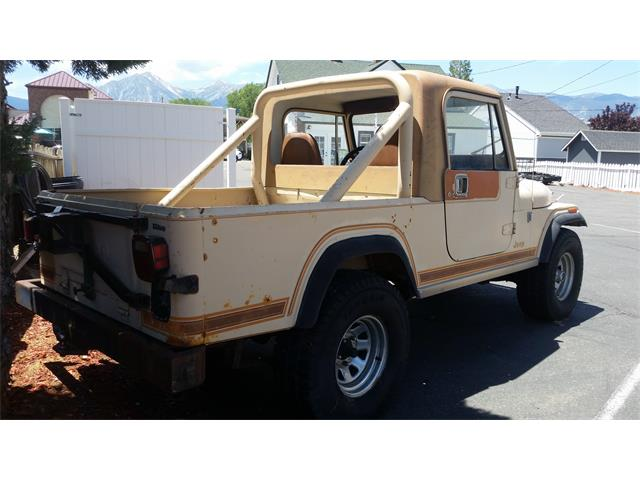 1981 Jeep CJ8 Scrambler (CC-1359553) for sale in Gardnerville, Nevada