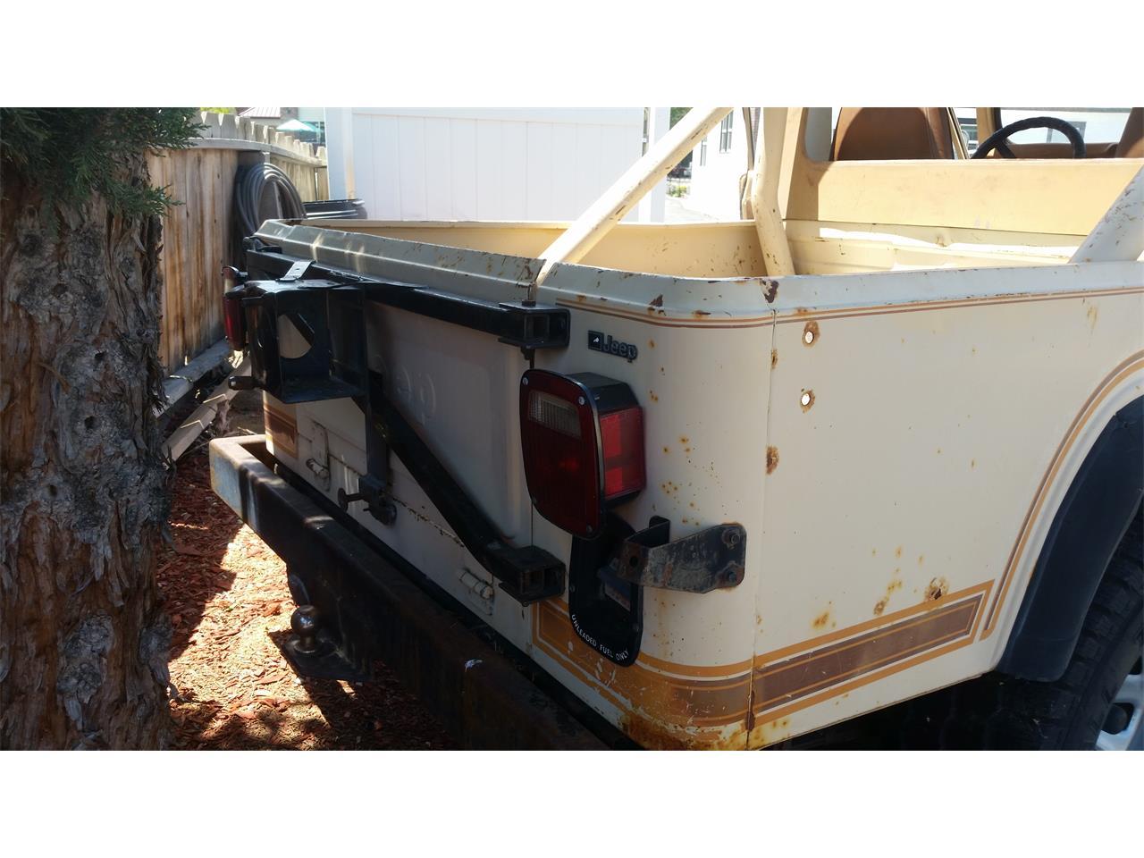 1981 Jeep CJ8 Scrambler (CC-1359553) for sale in Gardnerville, Nevada