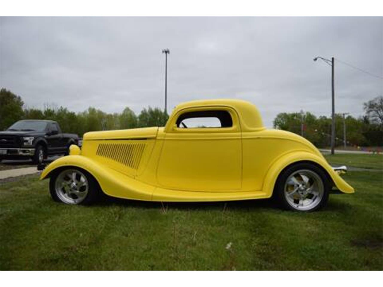 1934 Ford 3-Window Coupe (CC-1359559) for sale in RICHMOND, Illinois