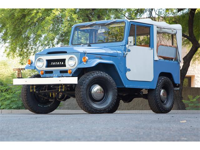 1967 Toyota Land Cruiser FJ40 (CC-1350956) for sale in Scottsdale, Arizona