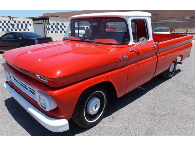 1962 Chevrolet C/K 10 (CC-1350958) for sale in Tucson, AZ - Arizona