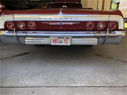 1964 Chevrolet Impala SS (CC-1359587) for sale in Cypress, Texas