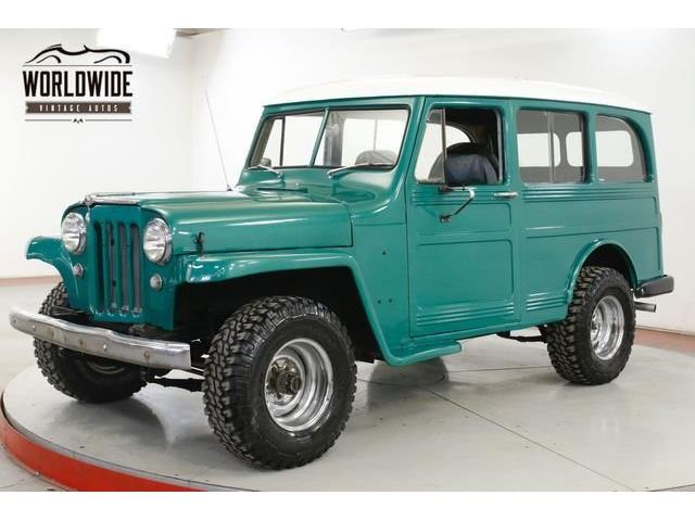 1956 Willys Wagoneer (CC-1359602) for sale in Denver , Colorado