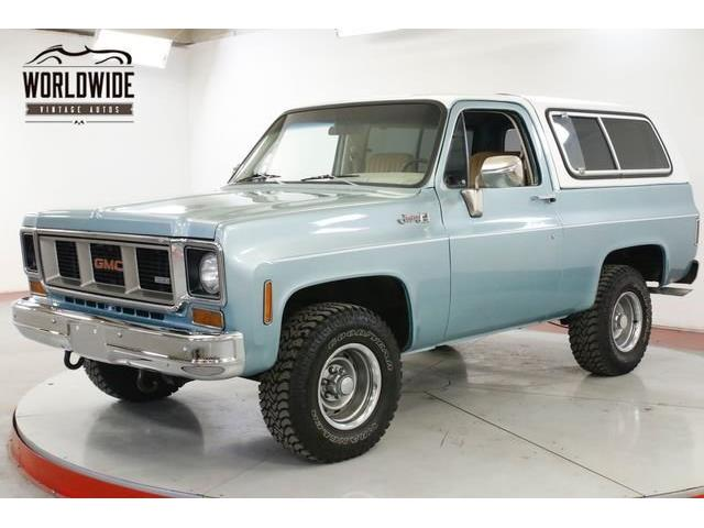 1978 GMC Jimmy (CC-1359605) for sale in Denver , Colorado