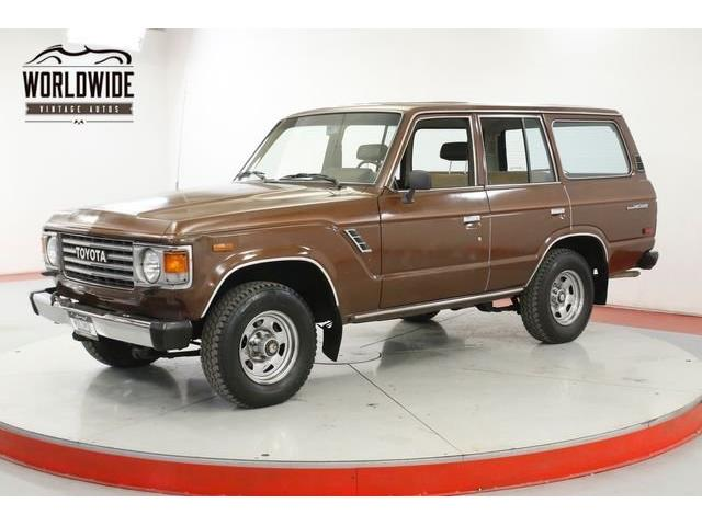1988 Toyota Land Cruiser FJ (CC-1359611) for sale in Denver , Colorado