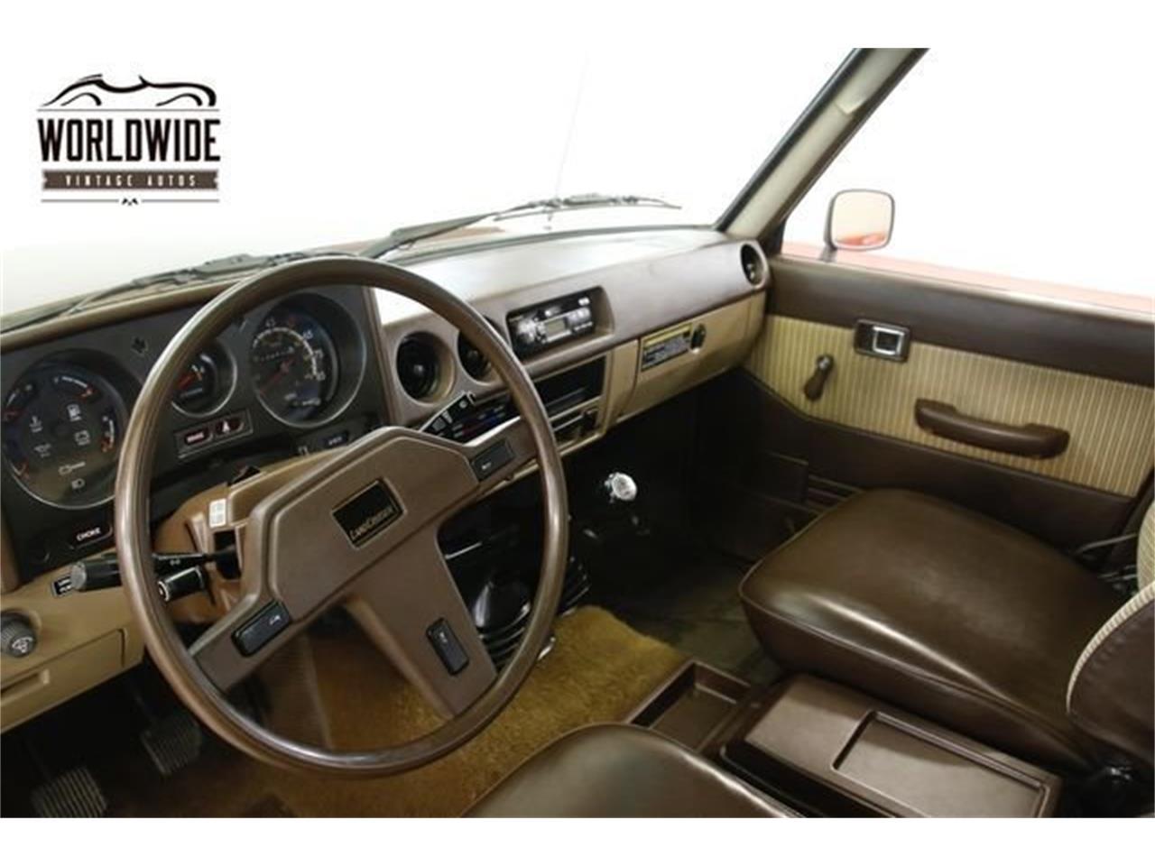1988 Toyota Land Cruiser FJ (CC-1359611) for sale in Denver , Colorado
