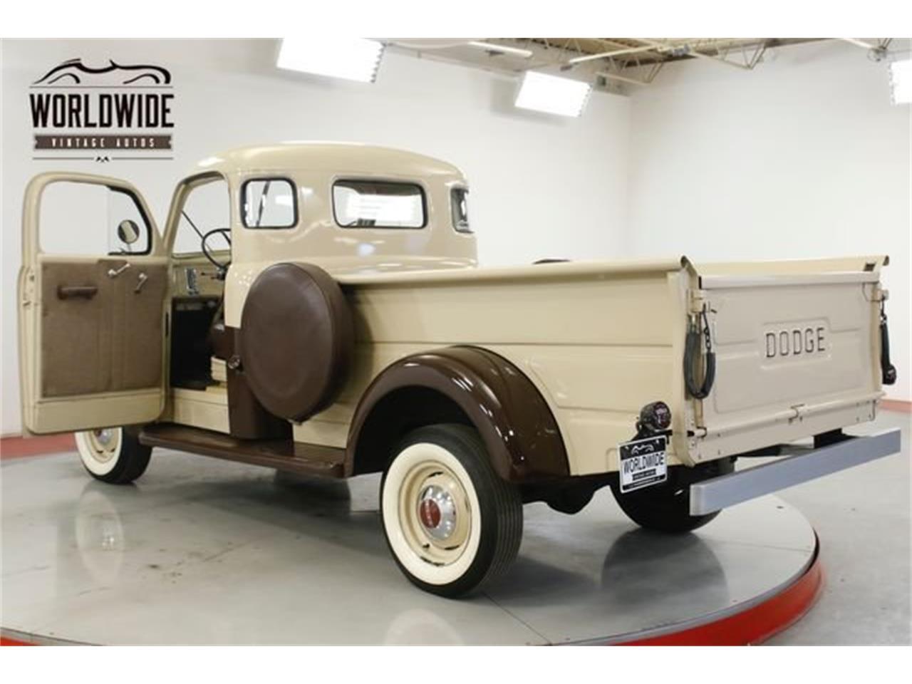 1948 Dodge Pickup (CC-1359615) for sale in Denver , Colorado