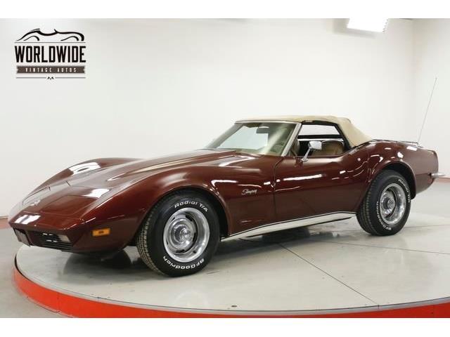 1973 Chevrolet Corvette (CC-1359616) for sale in Denver , Colorado