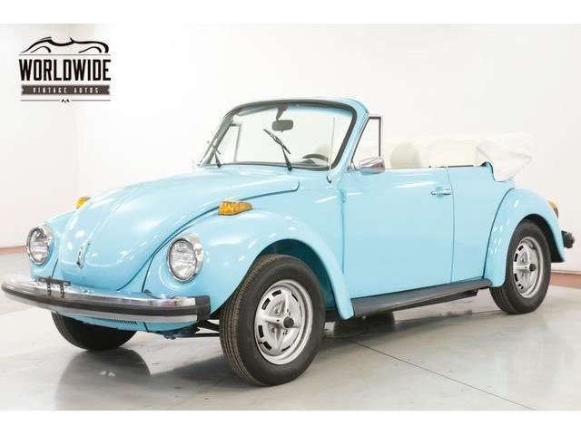 1979 Volkswagen Beetle (CC-1359617) for sale in Denver , Colorado