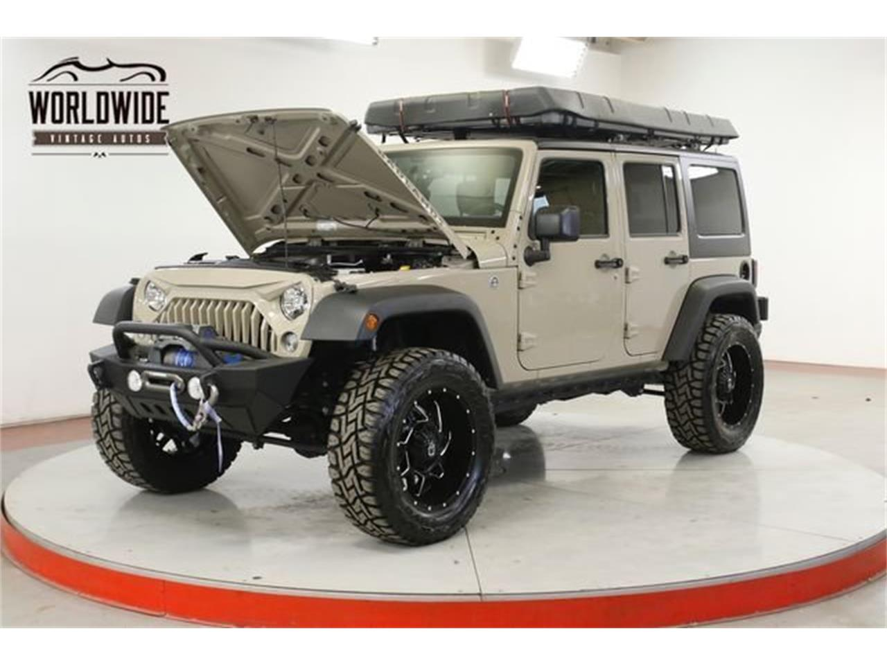 2018 Jeep Wrangler (CC-1359635) for sale in Denver , Colorado