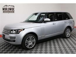 2014 Land Rover Range Rover (CC-1359639) for sale in Denver , Colorado