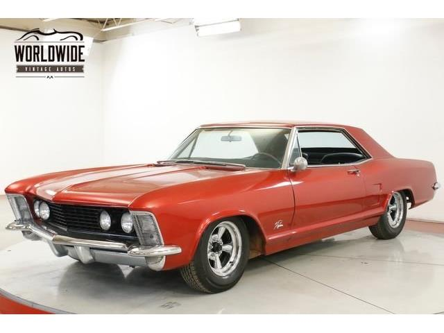 1964 Buick Riviera (CC-1359647) for sale in Denver , Colorado