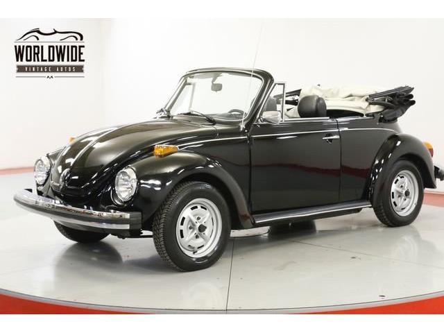 1979 Volkswagen Beetle (CC-1359678) for sale in Denver , Colorado