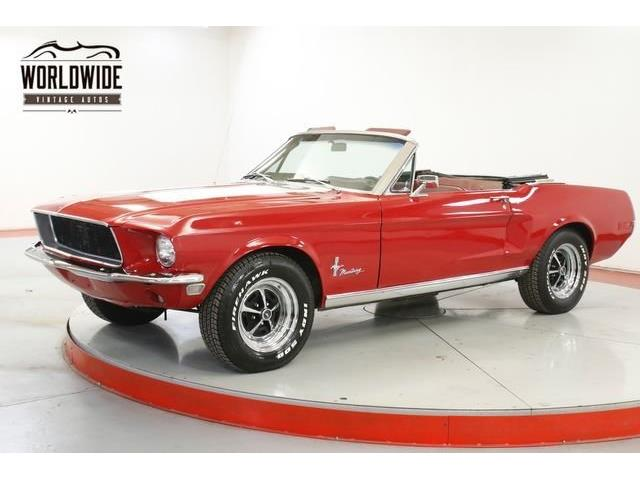 1968 Ford Mustang (CC-1359683) for sale in Denver , Colorado