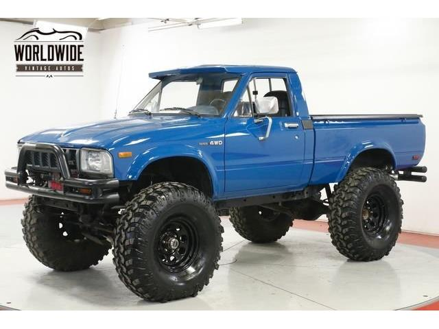 1982 Toyota Hilux (CC-1359689) for sale in Denver , Colorado