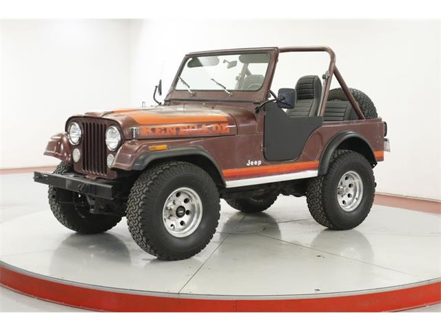 1981 Jeep CJ5 (CC-1359694) for sale in Denver , Colorado