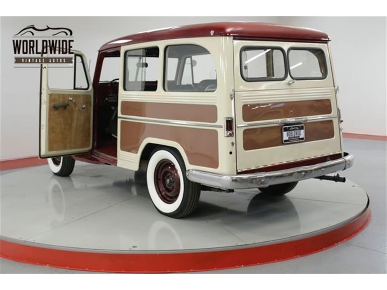 1958 Willys Wagoneer (CC-1359696) for sale in Denver , Colorado