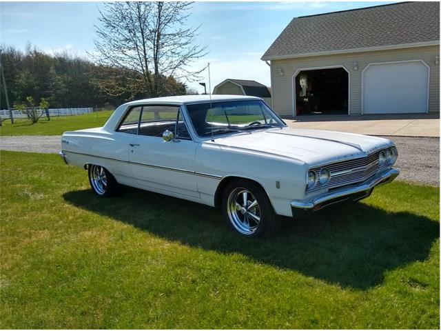 1965 Chevrolet Chevelle (CC-1350970) for sale in Akron, Indiana