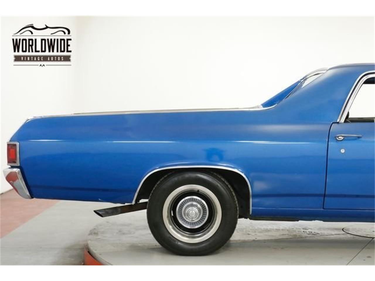 1971 Chevrolet El Camino (CC-1359710) for sale in Denver , Colorado